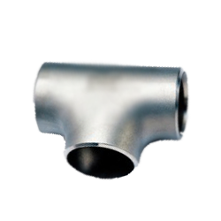 Duplex & Super Duplex Steel Butt Welding Seamless Reducer Tee